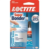 Cola Super Bonder Gel Power Easy Loctite 3g 1 UN Henkel