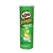 Batata Sabor Creme e Cebola 120g 1 UN Pringles