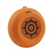 Caixa de Som Bluetooth Speaker Float SK414 Laranja 1 UN Oex