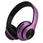 Headset Bluetooth Glam HS311 Roxo 1 UN Oex