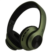 Headset Bluetooth Glam HS311 Verde 1 UN Oex