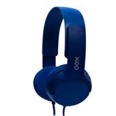 Headset Teen com Microfone HP303 Azul 1 UN Oex