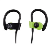 Fone de Ouvido Bluetooth HS303 Preto e Verde 1 UN Oex