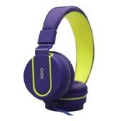Headset Teen Fluor com Microfone HS107 Roxo 1 UN Oex