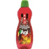 Álcool em Gel Acendedor 430ml 1 UN Agifácil