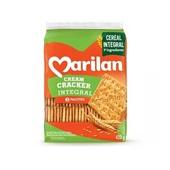 Biscoito Cream Cracker Integral 420g Marilan
