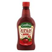 Ketchup Tradicional 400g Cepêra