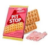 Biscoito Pit Stop Presunto 162g 6 UN Marilan