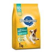Ração para Cães Adultos Raças Pequenas 1kg Pedigree