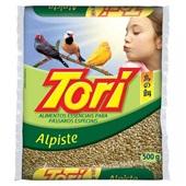 Ração para Pássaros Alpiste 500g 1 UN Tori