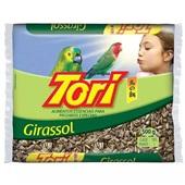 Ração para Pássaros Girassol 500g 1 UN Tori