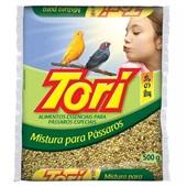 Ração Mistura para Pássaros 500g 1 UN Tori