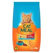 Ração para Gatos Adultos Sabor Carne 20 Kg Cat Meal