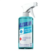 Álcool Líquido Spray 46º Zerobac 500ml 1 UN Azulim