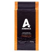 Café em Pó Alto Vácuo Premium 500g 1 Pacote América