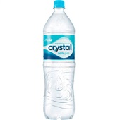 Água Mineral sem Gás 1,5L 1 UN Crystal