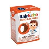 Bebida Láctea UHT Chocolate Zero Lactose 200ml Italac