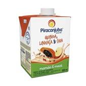 Bebida Láctea UHT Mamão e Maçã com Cereais 500 ml Piracanjuba