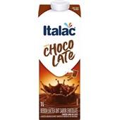 Bebida Láctea UHT Chocolate 1L 1UN Italac