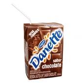 Bebida Láctea UHT Sabor Chocolate 200ml Danette