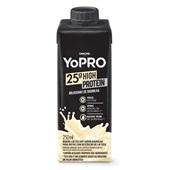 Bebida Láctea 25g High Protein Sabor Baunilha 250ml Yopro