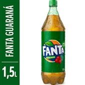 Refrigerante Fanta Guaraná 1,5L Garrafa