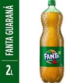 Refrigerante Fanta Guaraná 2L Garrafa