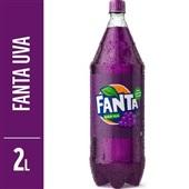 Refrigerante Fanta Uva 2L Garrafa