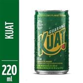 Refrigerante Kuat Guaraná 220ml Lata