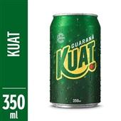 Refrigerante Kuat Guaraná 350ml Lata