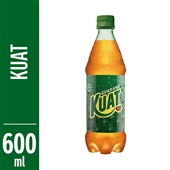 Refrigerante Kuat Guaraná 600ml Garrafa