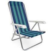 Cadeira Reclinável 4 Posição Alumínio Cor 1 Mor