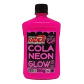 Cola Neon Glow Rosa 500g 1 UN Magic Slime