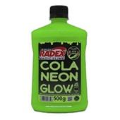 Cola Neon Glow Verde 500g 1 UN Magic Slime