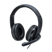 Headset Pro P2 Preto/Cinza PH316 Multilaser