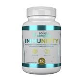 Suplemento Alimentar Immunitty 60 Cápsulas Saúde Semppre