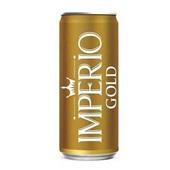 Cerveja Império Pilsen Gold Lata 269ml