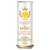 Cerveja Império Pilsen Lata 350ml