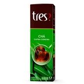 Cápsula de Chá Capim Cidreira 2,5g CX 10 UN Tres