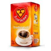 Café em Pó Tradicional 500g 3 Corações