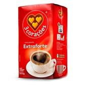Café em Pó Extra Forte 500g 3 Corações