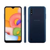 Smartphone Galaxy A01 32GB Azul Samsung