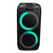 Caixa de Som Pulse Pulsebox Efeito de LED Bluetooth AUX/ USB 1000W - SP359 Pulse