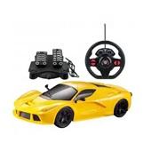 Racing Control SpeedX +3 Anos Amarelo BR1143 Multikids