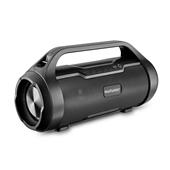 Caixa de Som Boombox Multilaser 180W BT/AUX/SD/USB/FM Preto SP339 Multilaser