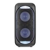 Mini Torre Super Neon Party Speaker Dupla 8 Polegadas 800W SP342 Multilaser