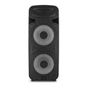 Caixa de Som Torre Double 15 Polegadas 3500W BT/AUX/SD/FM SP344 Multilaser