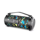 Caixa de Som Pulse Bazooka Paint Blast II 120W SP362 1 UN Multilaser