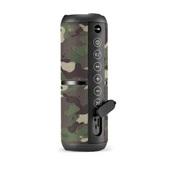 Caixa de Som Pulse Bluetooth Speaker Wave II Camuflada SP374 1 UN Multilaser