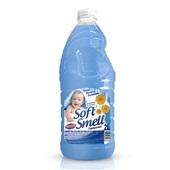 Amaciante de Roupas 2L Tradicional 1 UN Soft Smell
